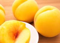 山梨の黄色い桃2kg