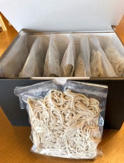 蕎麦のパッケージイメージ